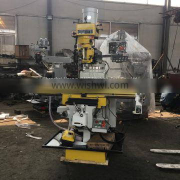 M5 turret milling machine|verticalVertical turret milling machine