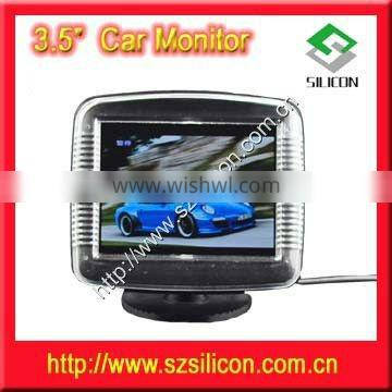 3.5inch dashboard car moniter