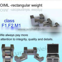F1 F2 M1 class OIML standard stainless steel test weight 20kg 10kg 5kg test weights for counter weight