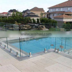 swimming pool fence stainless steel glass spigot
