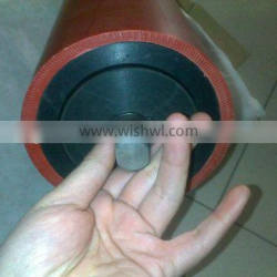 HDPE pipe plastic idler roller manufacturers