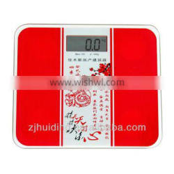 squre electronic digital scale