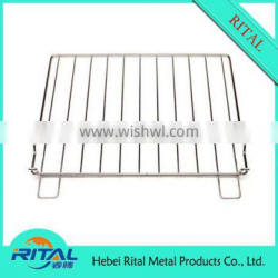Rital microwave oven metal wire mesh tray