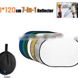 Photography Outdoor Light Camera Reflector 7 in 1 Reflector