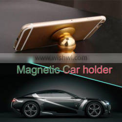 car holder factory hot sell magnetic phone car holder with 360 Degrees Rotating