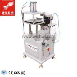 End Face milling machine for aluminum and PVC profiles