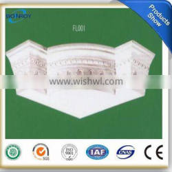 gypsum/plaster Protection angle 003
