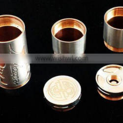 Asmart 1:1 clone stingary x mech clone with copper wrapped in stainless steel