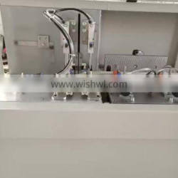 window door automatic aluminum profile corner connector cuttiong saw