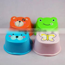 big size lovely baby step stool with ear