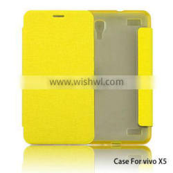 Accessories for hot sell cell yellow phone case