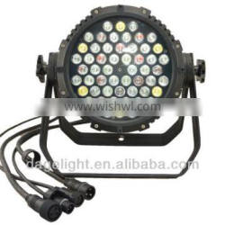 54*3w led disco party lights for Outdoor Use