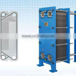 2013 new Br-15 plate heat exchanger with corrosion resisting material