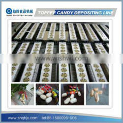 Full Automatic Depositing Type Toffee Candy Cooker