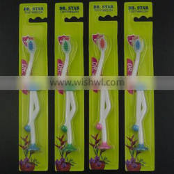 wholesale soft grip new products 2017 kids antislip handle tooth brushes