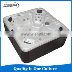 2016 Hot Sale 7 People Large Whirlpool Outdoor Spa Hot Tub