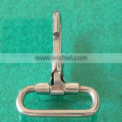 stainless steel wire snap hook