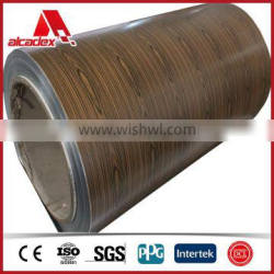 wholesale china factory wooden aluminum coil supplier