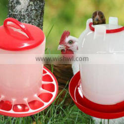 Best selling chicken feeder and drinker with different size poultry feeders and drinkers price