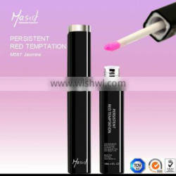 24 hours waterproof lip gloss Presistent Red Temptation