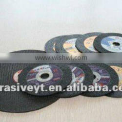 cutting wheel for stainless steel/iron