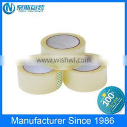 good quality crystal clear adhensive boop packing tape.