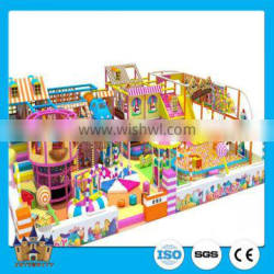 China supplier indoor kids soft play naughty castle indoor kids soft play game