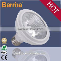 Fashion style E27 COB PAR30 replace halogen lamp
