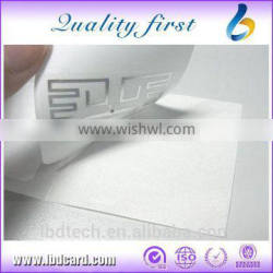 New Promotion Large Capacity Competitive Price Sticker Label Printing Price RFID Tag Passive RFID Tag 2.4GHz Factory Wholesale
