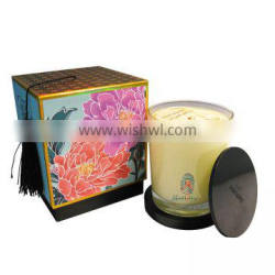 Wholesale Natural Oil Massage Candle in Ceramic Container