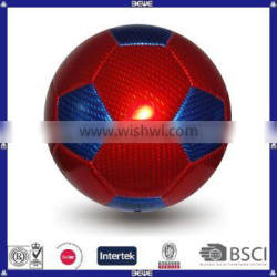 Wholesale Cheap Soccer with high quality and low price PVC