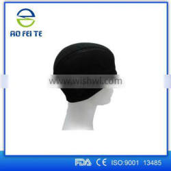 New Products On China Market CE Ear Protection Waterproof Mesh Swimming Cap
