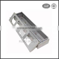 Zinc plated stainless steel household appliance sheet metal parts
