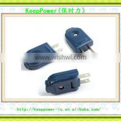 AC outlet countries to replace the plug JHD-2201 US regulatory terminal