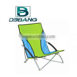 Low Seater Folding Beach Chair With Carry Bag DB1010