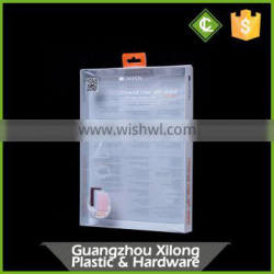 top selling Customized design plastic packaging folding box Supplier