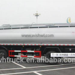 Hot sale professional fuel truck, fuel storage tank truck made in China