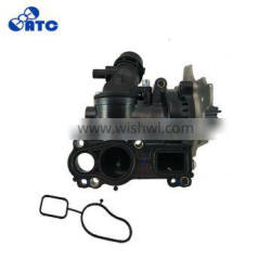 Engine Cooling Water Pump Thermostat Assembly For A-udi S-eat S-koda V-W 2.0 TSI 06H121026AB 06H121026AF 06H121026BE
