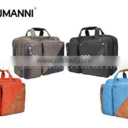 tote bag and backpack of laptop for man, multifunction fashion outdoor bag