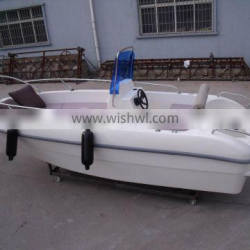 FRP 5.0 LEISURE BOAT yacht Boote Jacht Sloep GOZZO