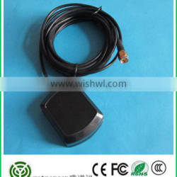 manufacture Magnetic base car active GPS Antenna 1575.42MHz
