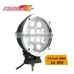 60 watt auto cree led work light
