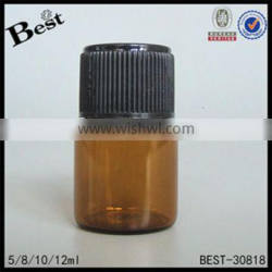 5ml 8ml 10ml empty cosmetic facial essential oil glass vail in Indonesia Supplier's Choice