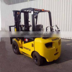 china SHANTUI forklift sales in South American