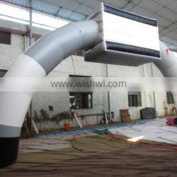 Advertising inflatable advertising arch inflatable car center arches for sale