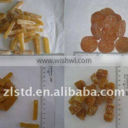 Crystallized Ginger dice,healthy food