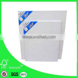 280gsm 380gsm stretched canvas deep edge stretched canvas