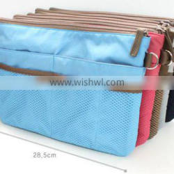 Polyester toiletries bags cute toiletry bag