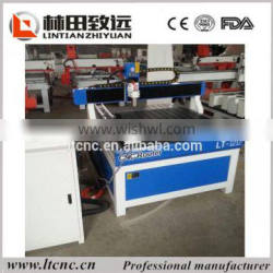 Alibaba hot selling T-slot table stepper motor 1200*1200*200mm working size woodworking making money with cnc router