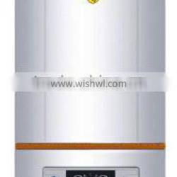Germany wall hung gas boiler for heating and domestic hot water